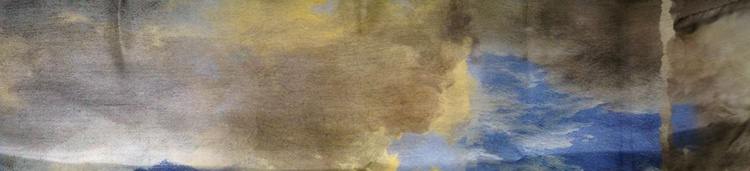 Just the Clouds in 17th-Century Dutch Painting (Cloud 17) - Image 0