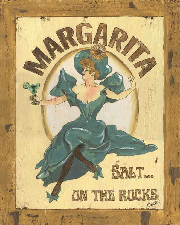 Margarita Salt on the Rocks -