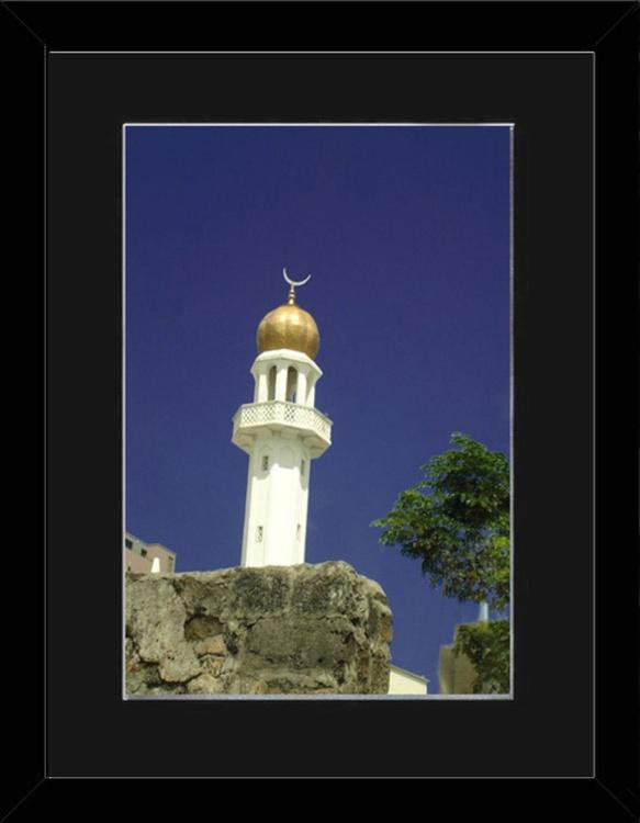 Temple 2 - Mauritius - Framed - Image 0