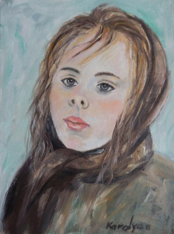 Portrait of girl - Image 0
