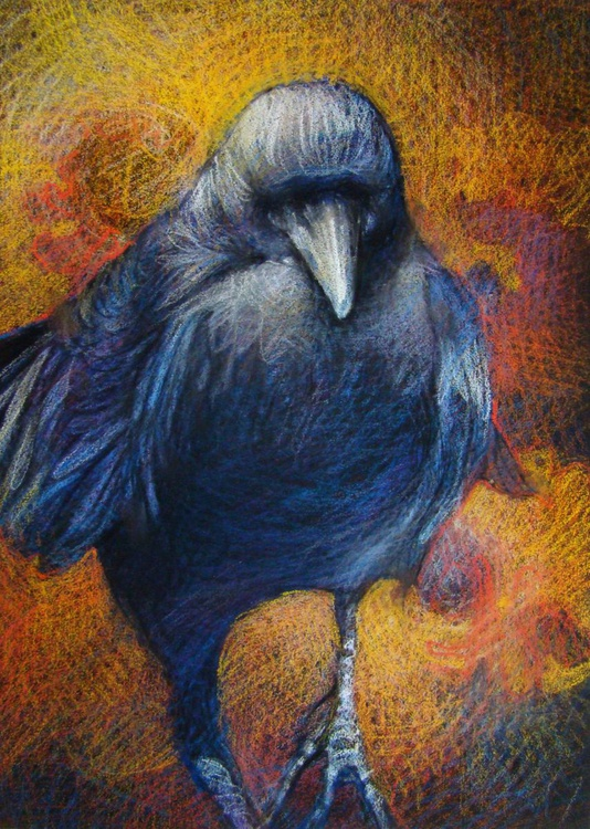 Raven  Approaching - Image 0