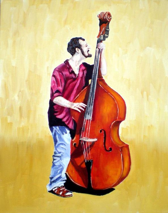Bass Player - Image 0