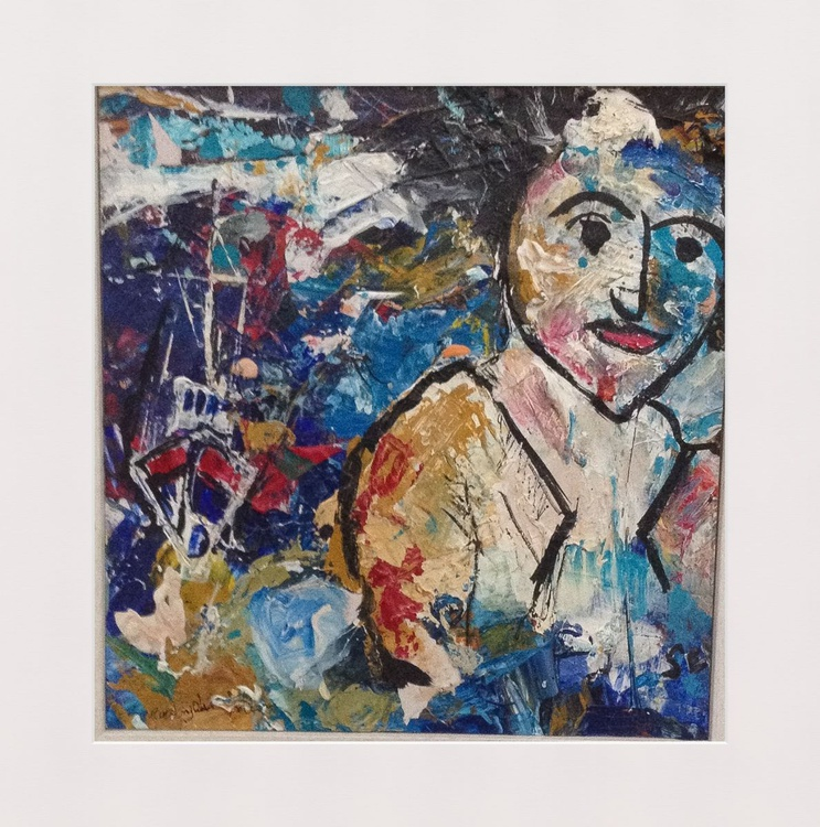 Protrait of a Fishermans Wife - Image 0