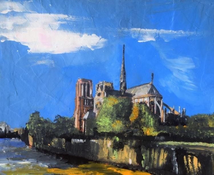 Paris, Notre Dame - Image 0