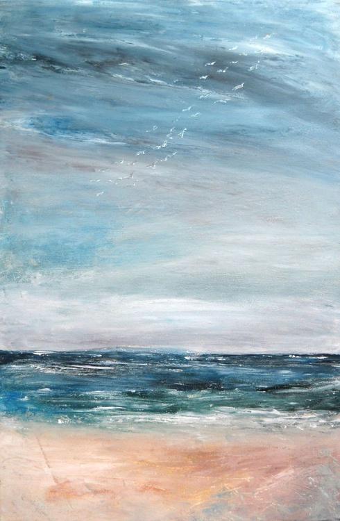 Sargasso 9 ~ English Impressionist painter - Image 0