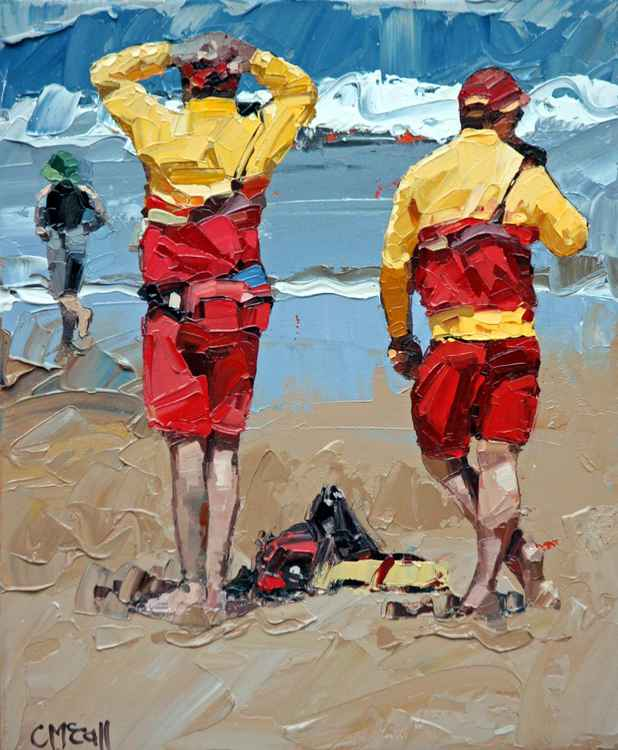 Two Lifeguards -