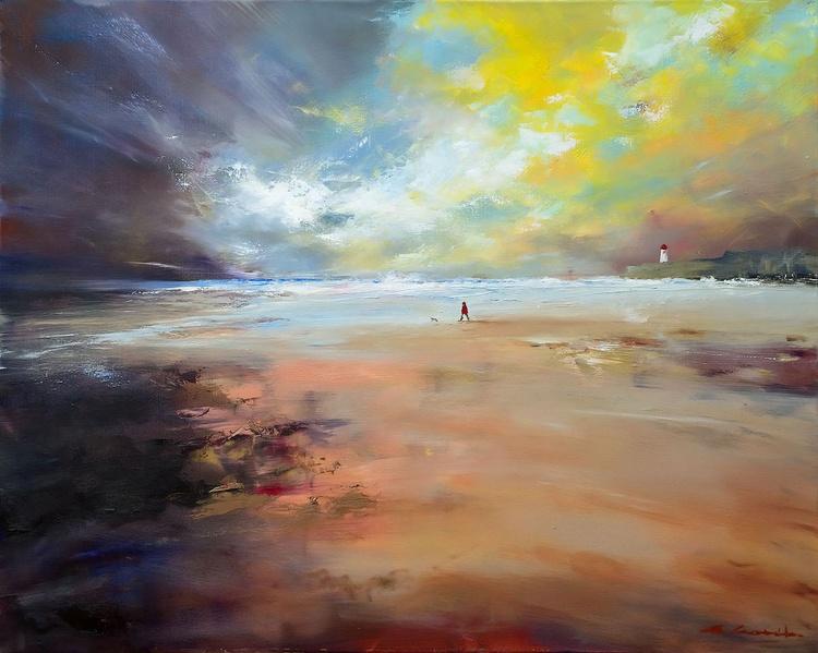 'Sun and Shadow Beach' - Image 0