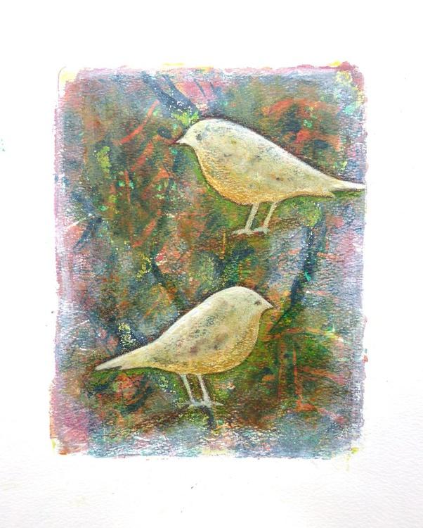 Sweet little birds - Image 0