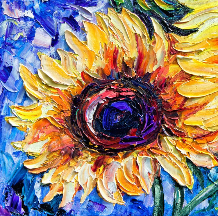 Countryside Sunflowers - 2 - Image 0