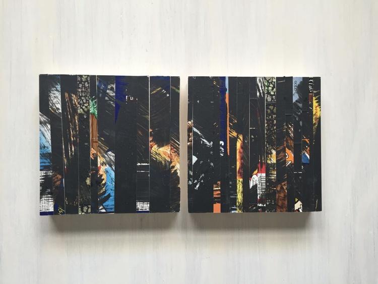 Box Scrap Collage - Image 0