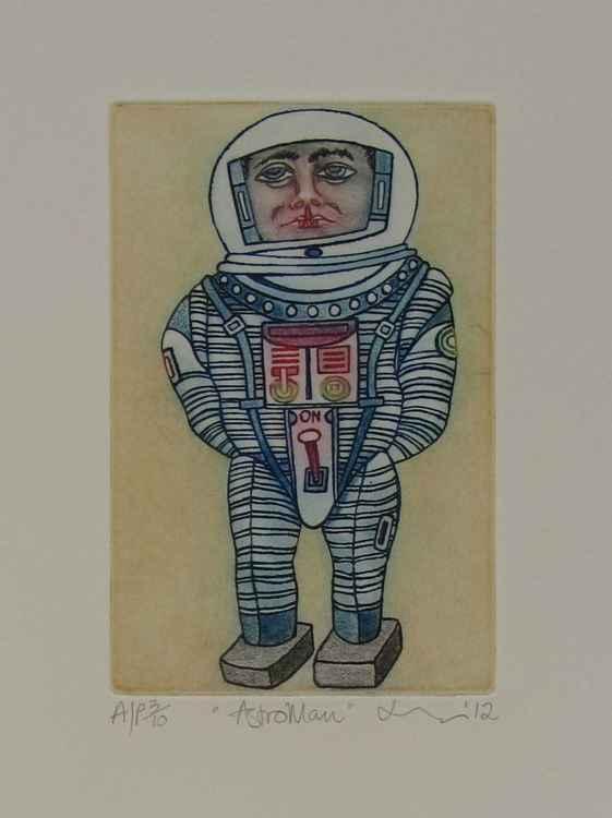 Astro Man -