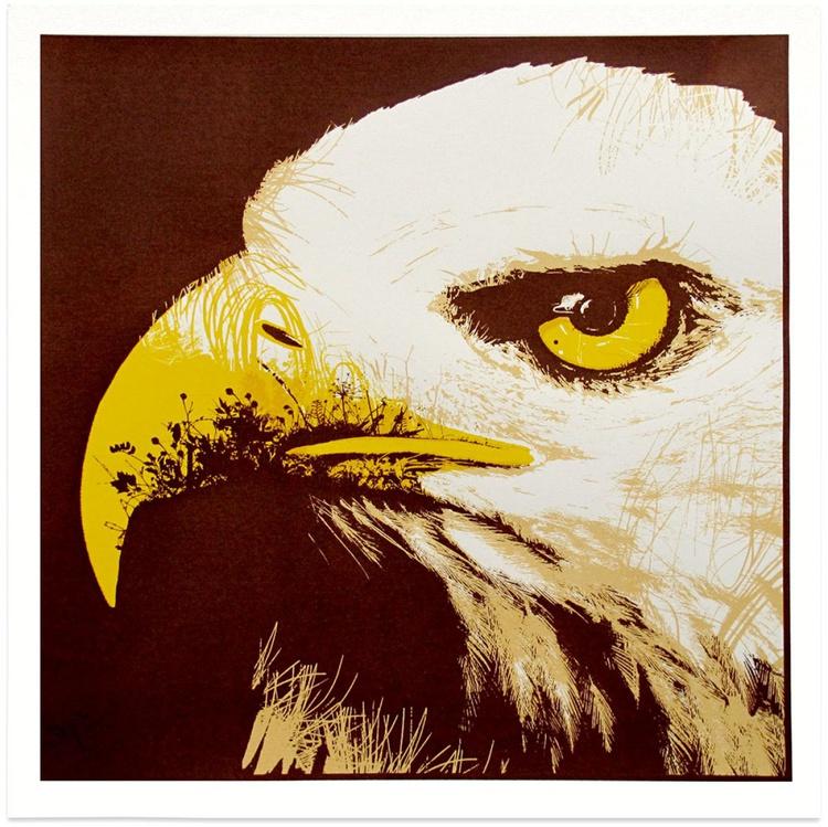Golden Eagle (Art of Stalking set) - Image 0