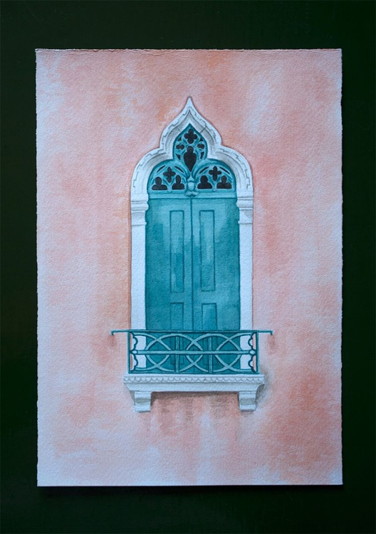 Venetian window #03 - Image 0
