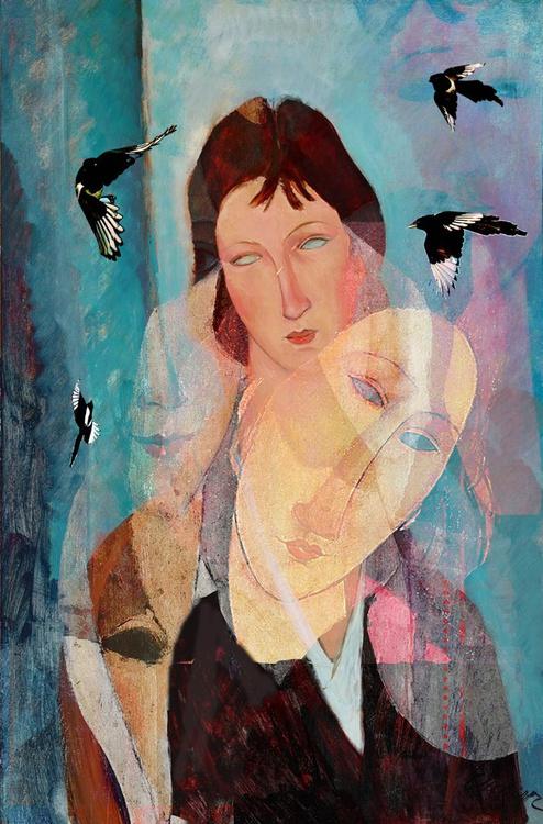 Series : Illusions. #9, Maya. - Image 0