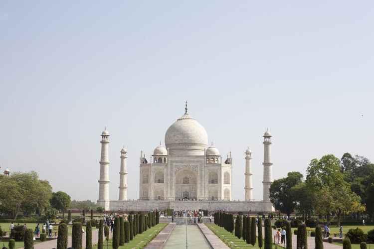 Taj Mahal -