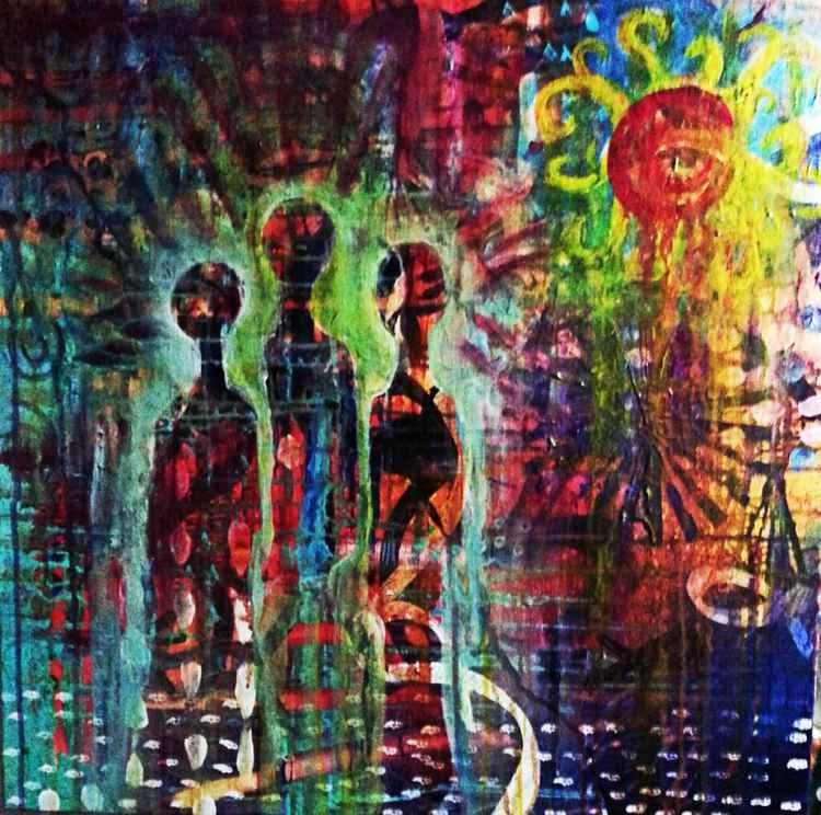Three Enlightened Sisters  -