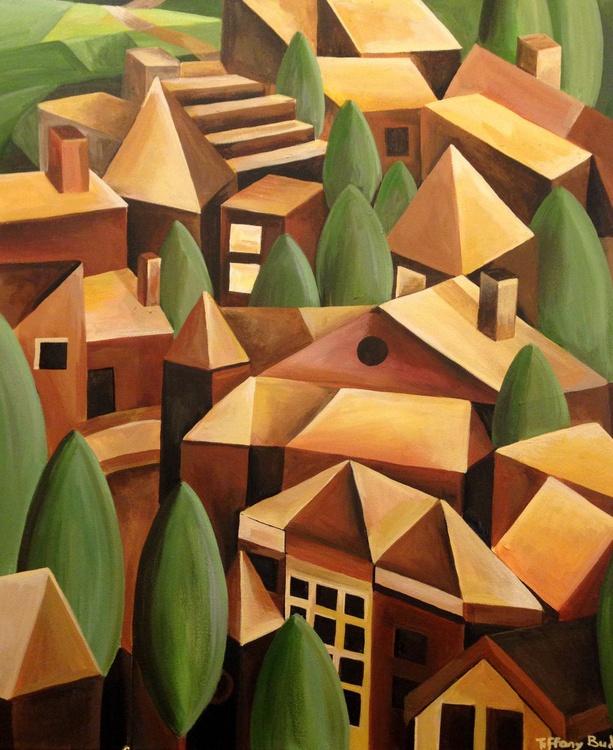 The Cubist Village - Image 0