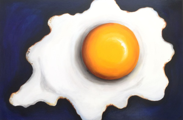 Big Fried Egg 2 - Image 0