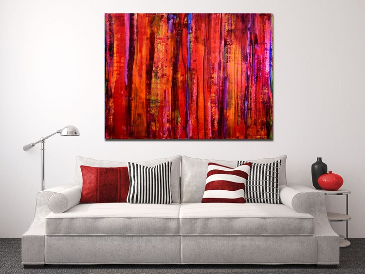 Abstract Spectra 3 - STUNNING BOLD AND POWERFUL - Image 0