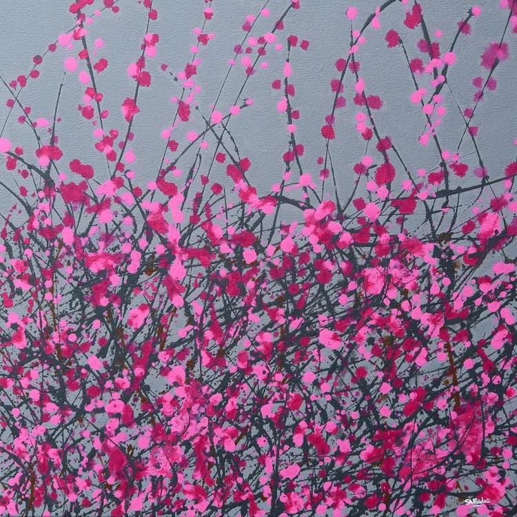 Spring Blossom - Magenta - Image 0
