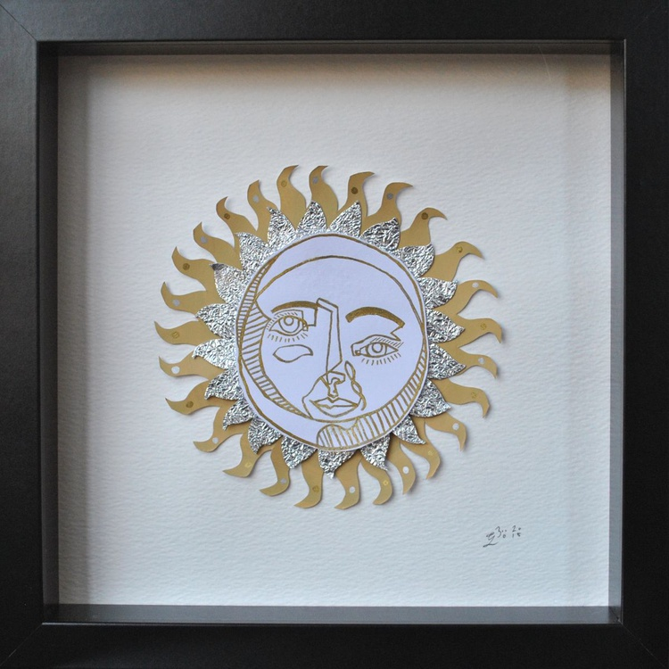 A Piece From A Film - Sun - Image 0