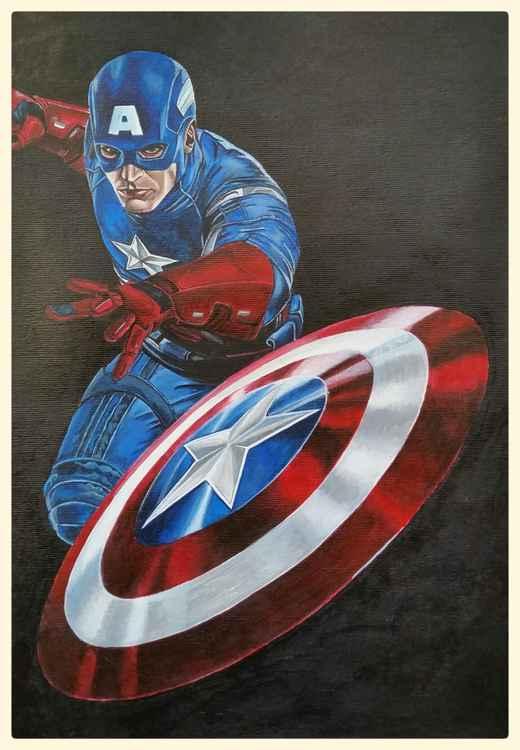 'Captain' -
