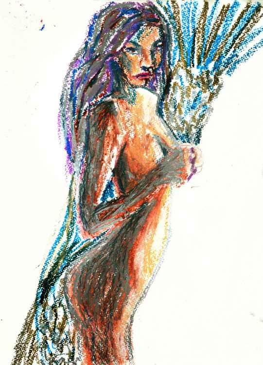 Pastel Nude 2