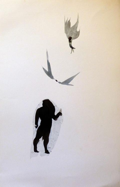 Metamorphosis, 32x50 cm - Image 0