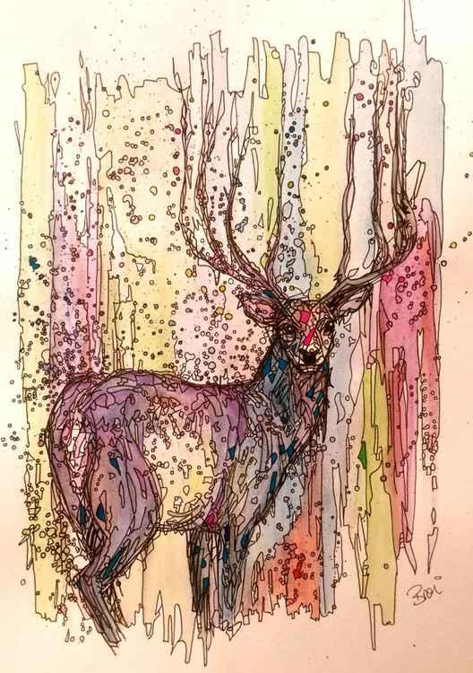 Pen Deer -