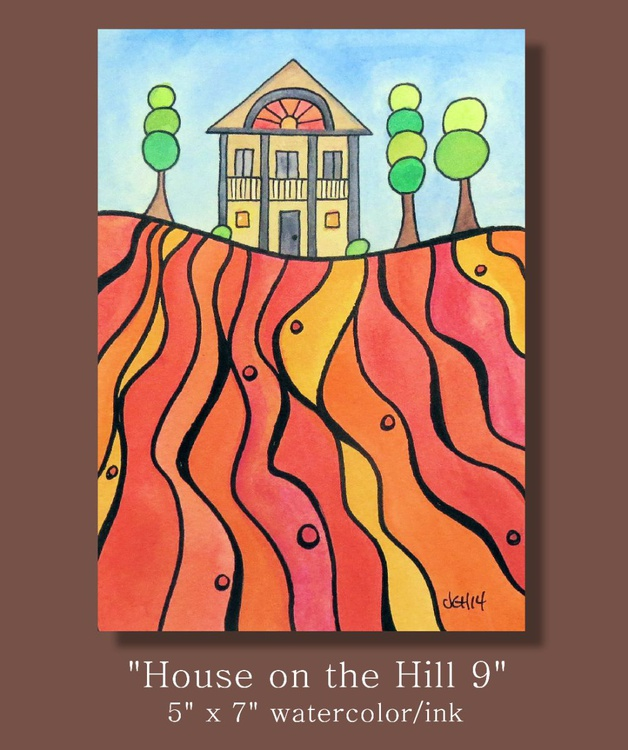 House on the Hill 9 - Image 0