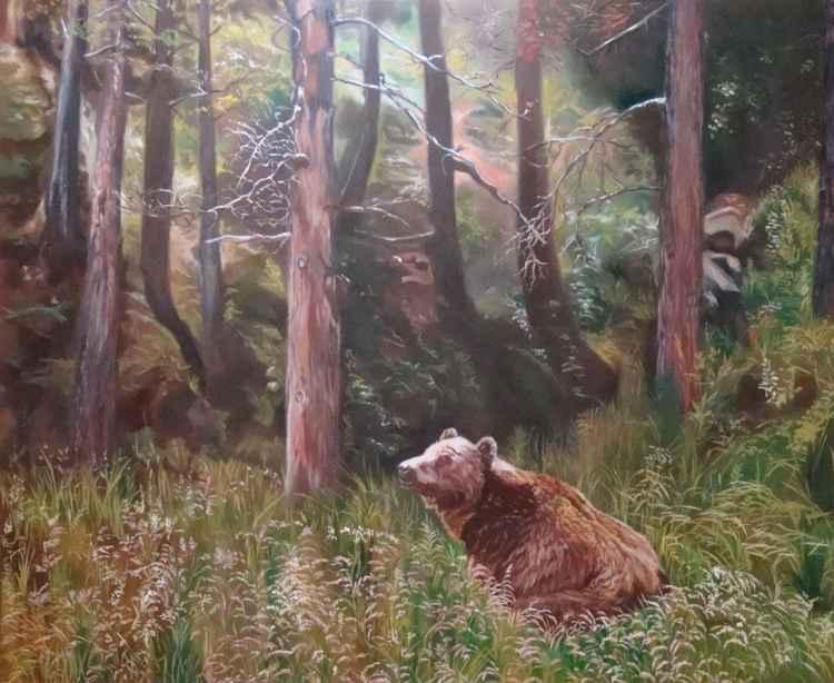 A l'orée du bois