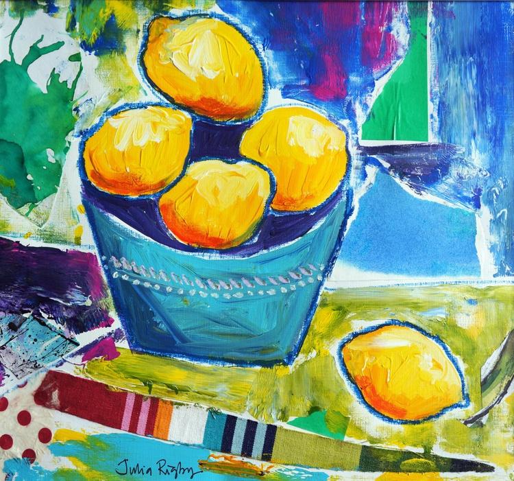 Fresh Lemons - Image 0
