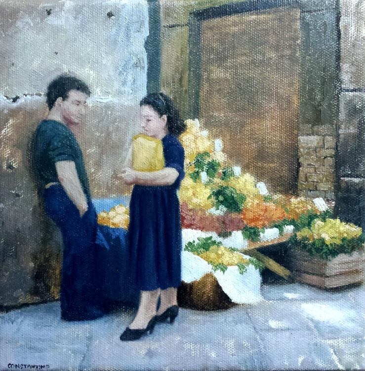Moments back in time - Mercato di vicolo - Image 0