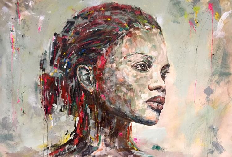 Portrait of a Lady - Image 0