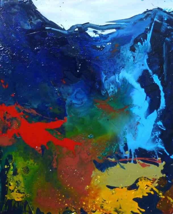 Ocean. the big picture. 120 x 90cm
