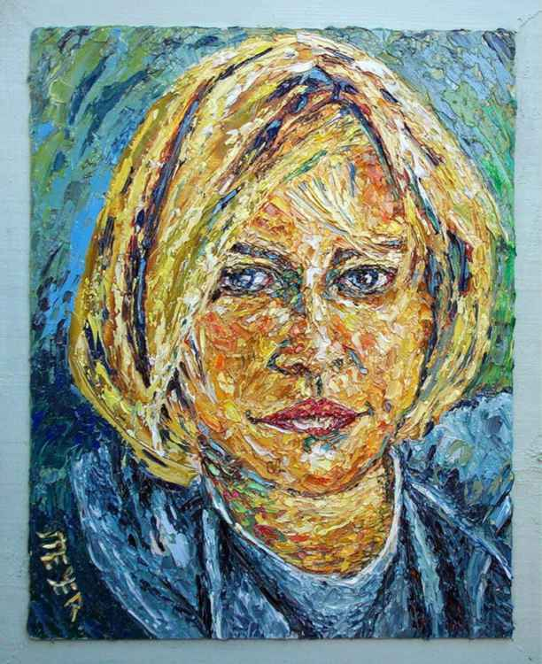 Portrait of Meg Ryan