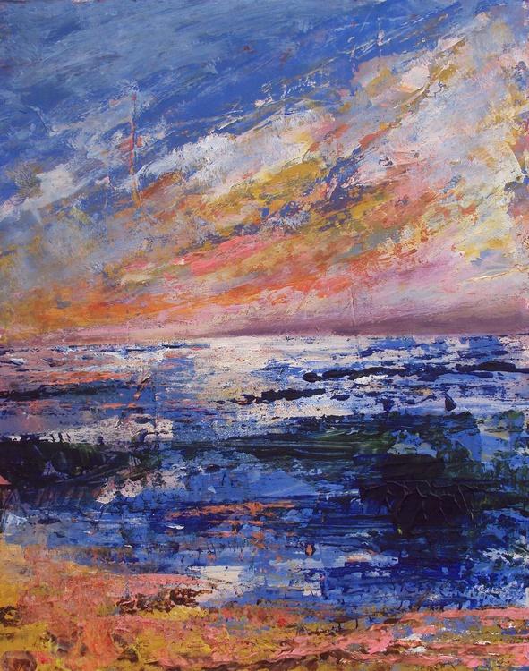 Impressionist Seascape - Image 0