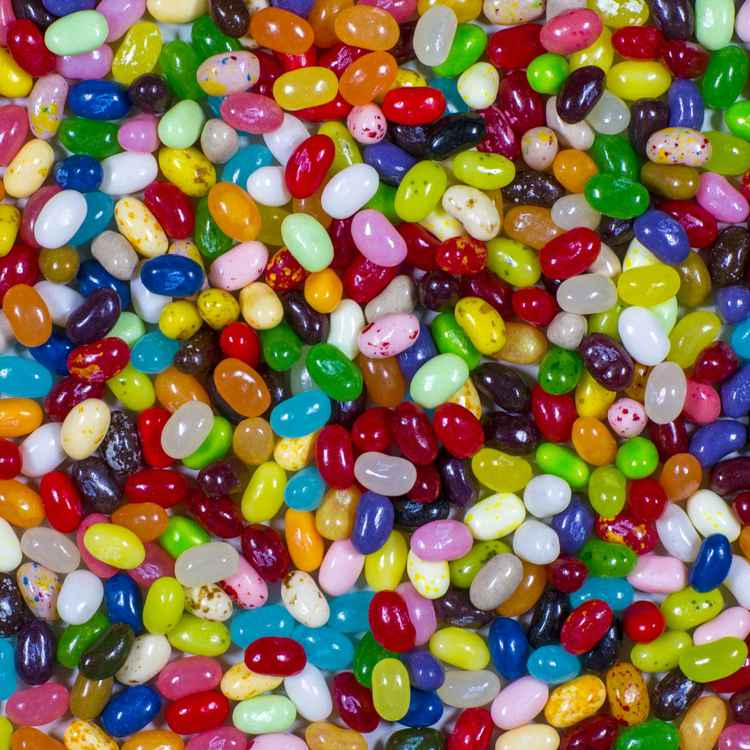 JELLY BEANS -