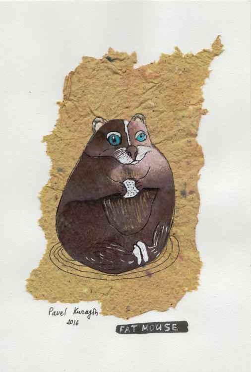 Fat mouse -