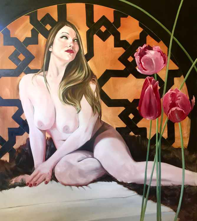 About Sensuality / Tulip -