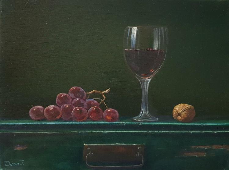Midnight wine - Image 0