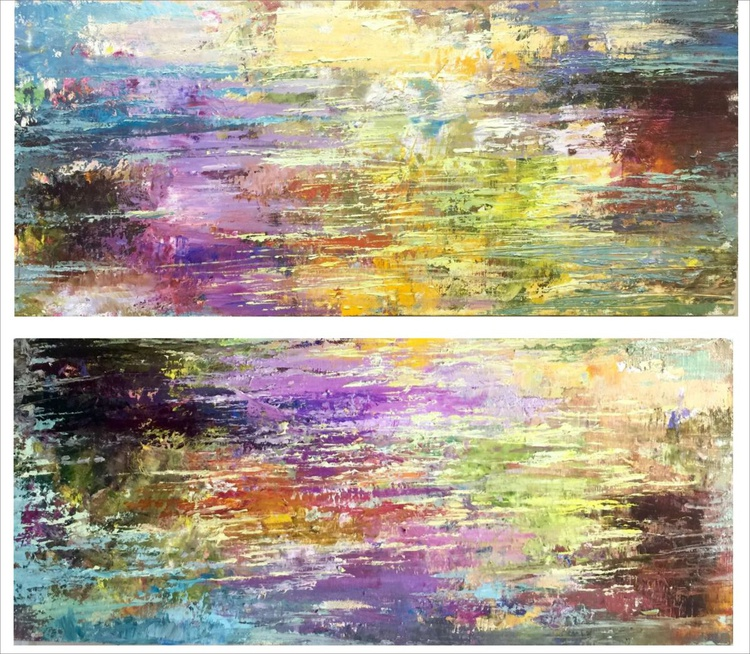 Mood diptych - Image 0