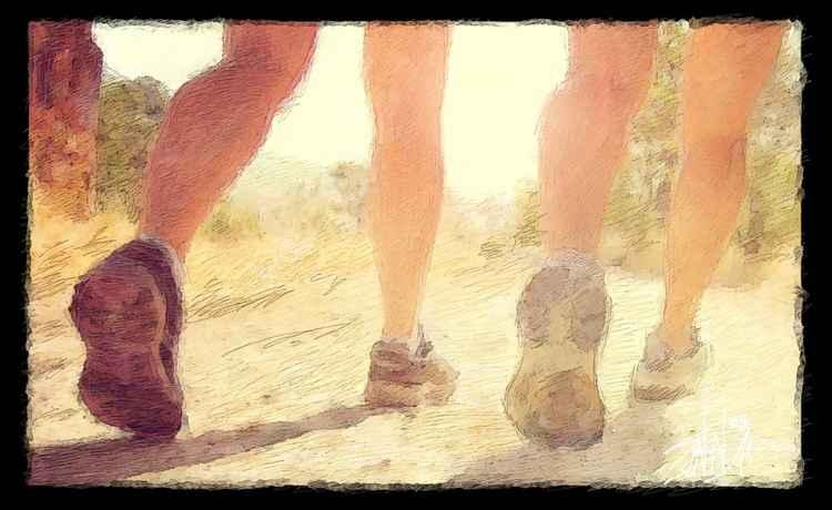 WALKING -