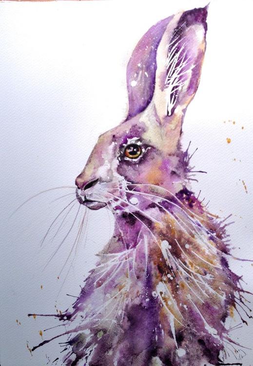 Purple Hare - Image 0
