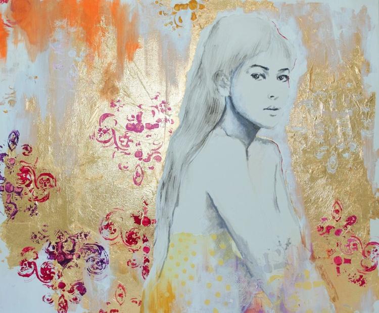Golden Wallpaper - Image 0