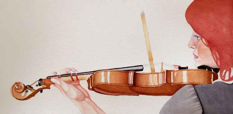 La Violinista -