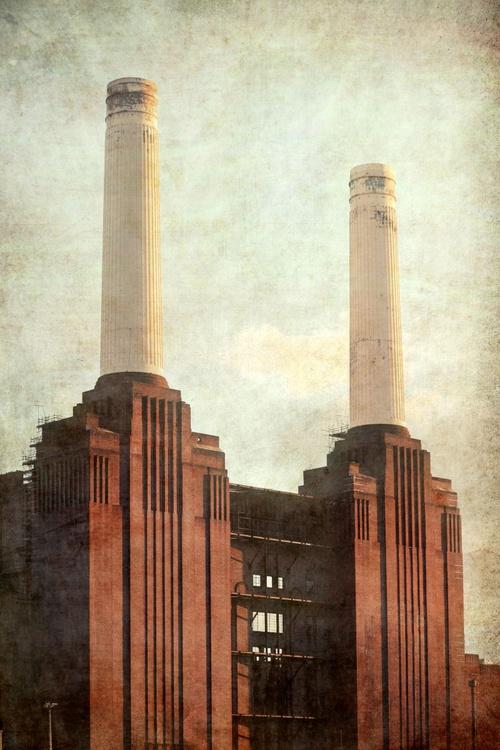 Battersea power 2 - Giclee print - Image 0