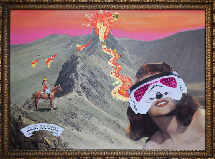 Disco Volcano, Royal Tour 1957 - Image 0
