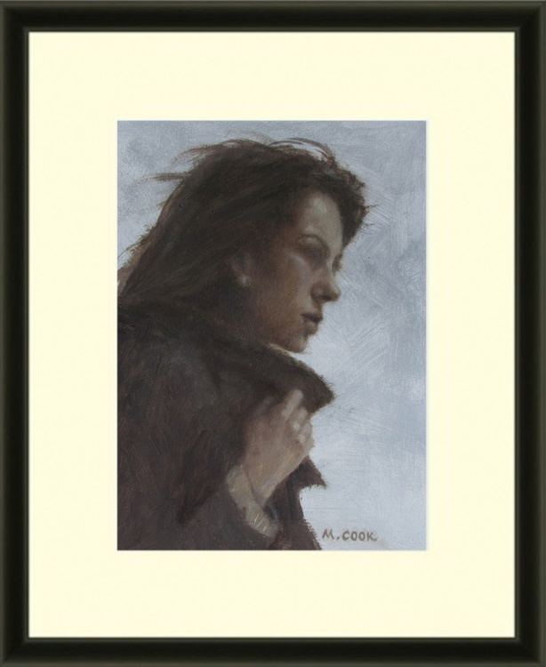 The Girl In The Storm - Image 0