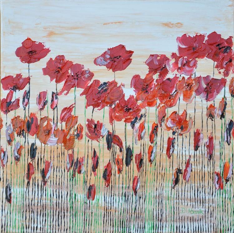 Wild Poppies 8 - Image 0